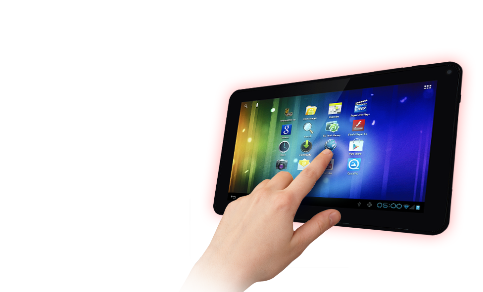 In Touch Tablets